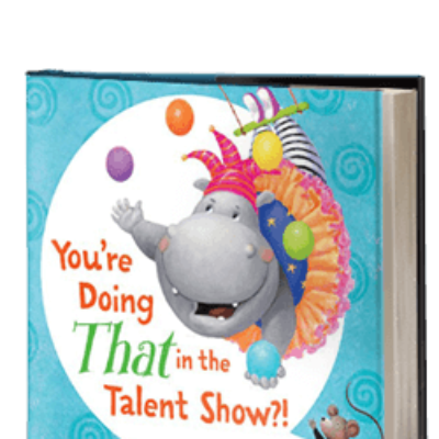 You're Doing THAT in the Talent Show?!