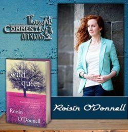 Roisin O'Donnell on Diversity, Short Stories & A Reading