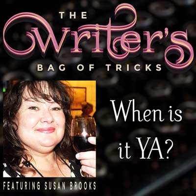 The Writer's Bag Of Tricks: When is it YA?