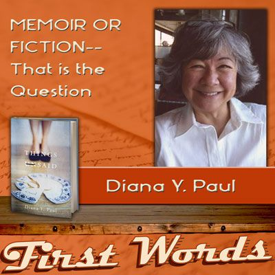Memoir or Fiction: That is the Question