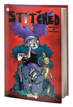 Stitched: The First Day of the Rest of Her Life #1