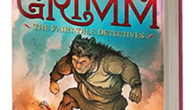 The Sisters Grimm Fairy-Tale Detectives #1