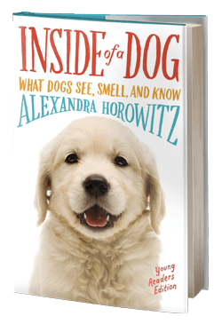 Inside of a Dog: Young Readers Edition: What Dogs See, Smell, and Know
