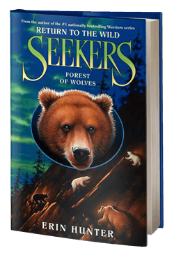 Seekers: Forest of Wolves #4