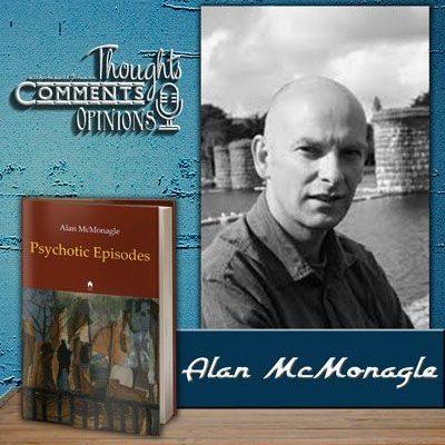 Alan McMonagle on Satisfaction, Short Stories & A Reading