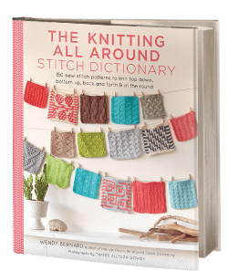The Knitting All Around Stitch Dictionary