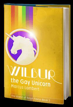 Wilbur the Gay Unicorn