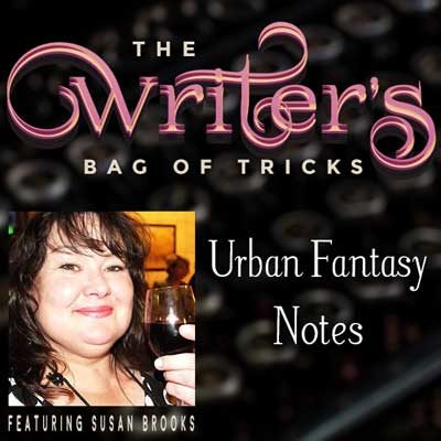 Urban Fantasy Notes