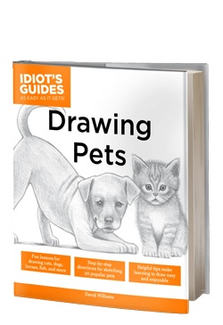 Idiot's Guides: Drawing Pets