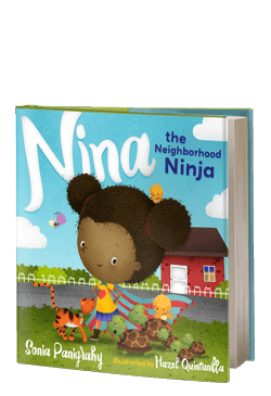 Nina the Neighborhood Ninja