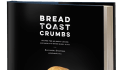 Bread Toast Crumbs: Recipes for No-Knead Loaves & Meals to Savor Every Slice