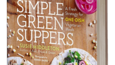 Simple Green Suppers: A Fresh Strategy for One-Dish Vegetarian Meals