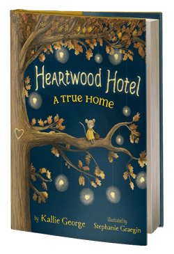 Heartwood Hotel, Book 1 A True Home and Book 2 The Greatest Gift